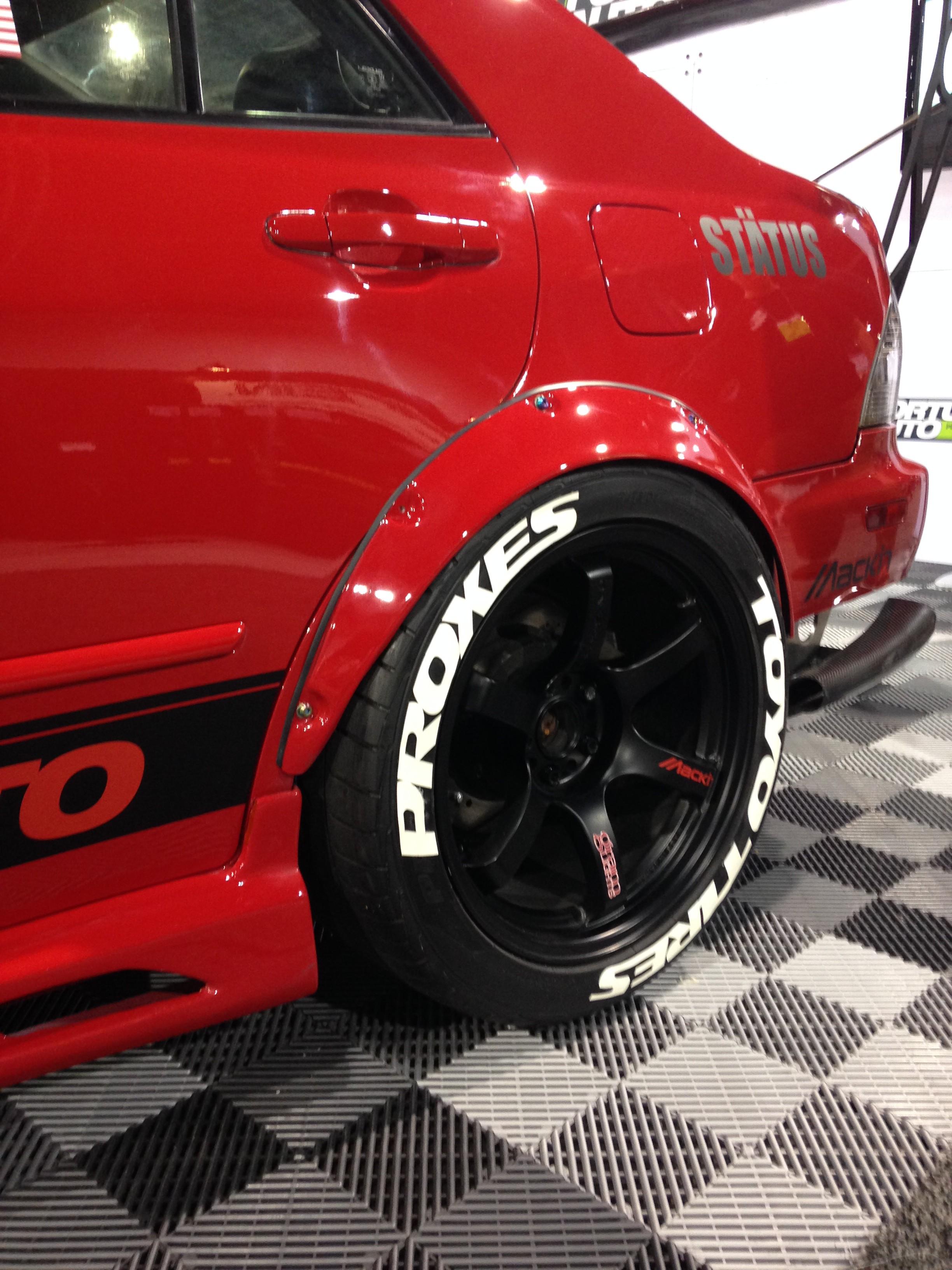 Toyo Tires Proxes8