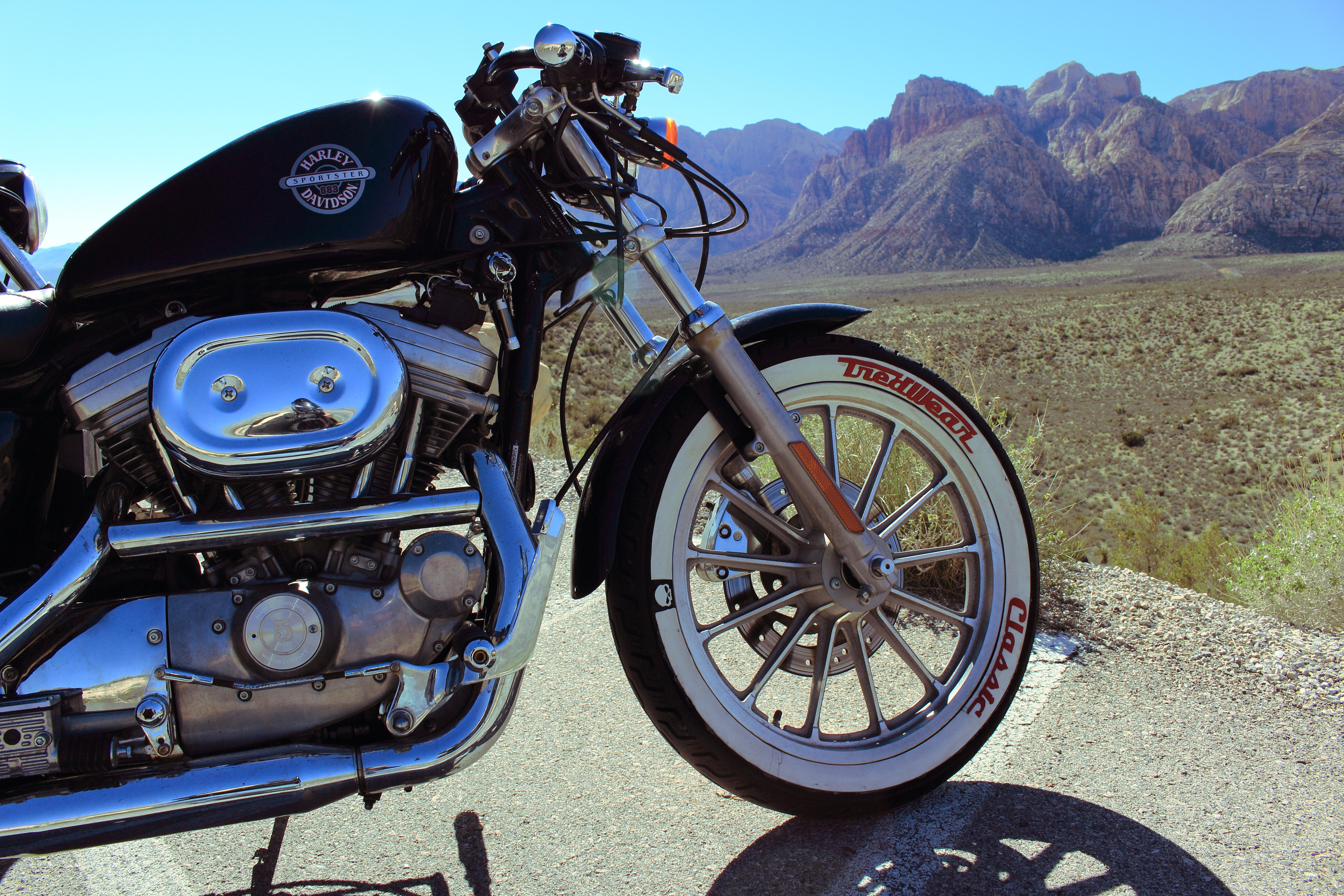 TredWear White wall Harley