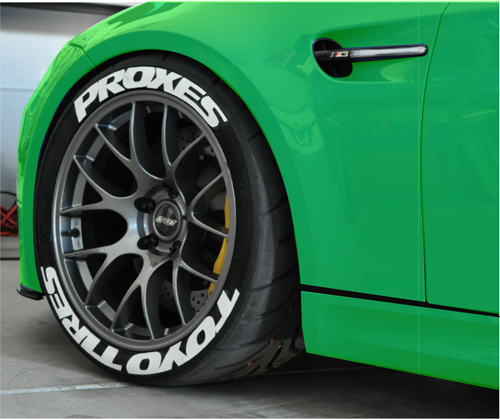 toyo proxes racing billboard tires