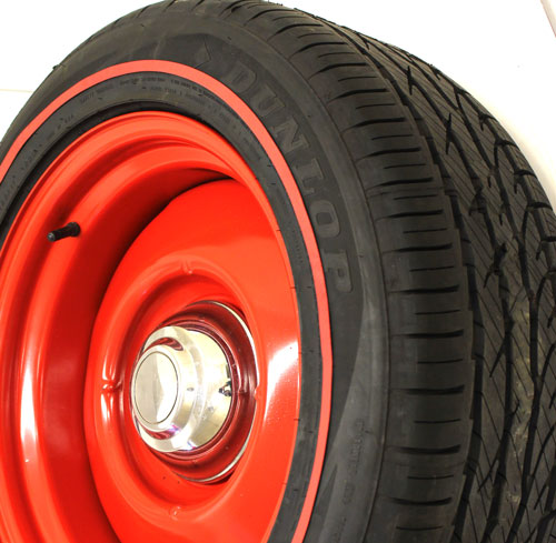 Red Line Tires >> 3 8 Red Line Tredwear
