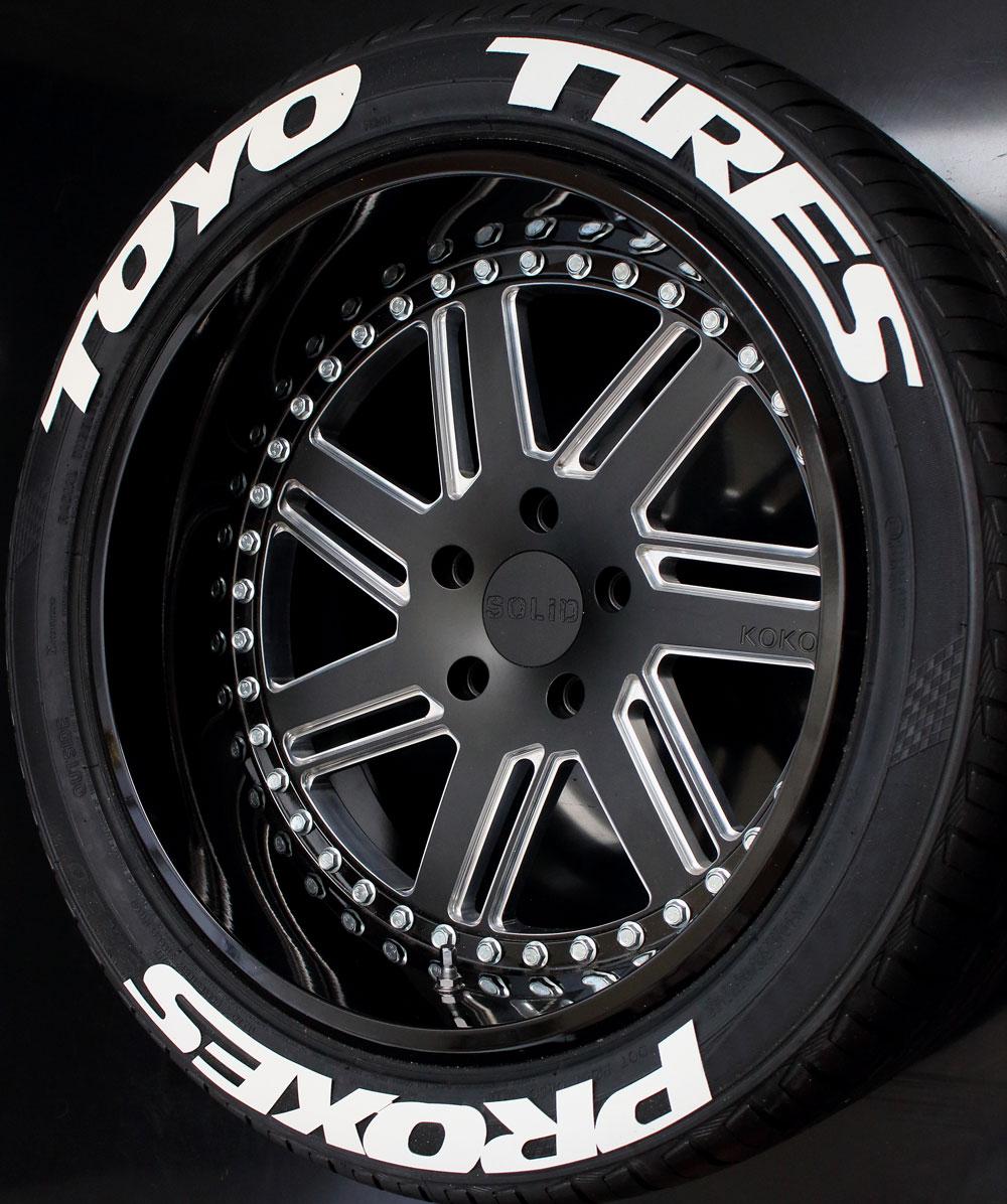 toyo tires proxes white