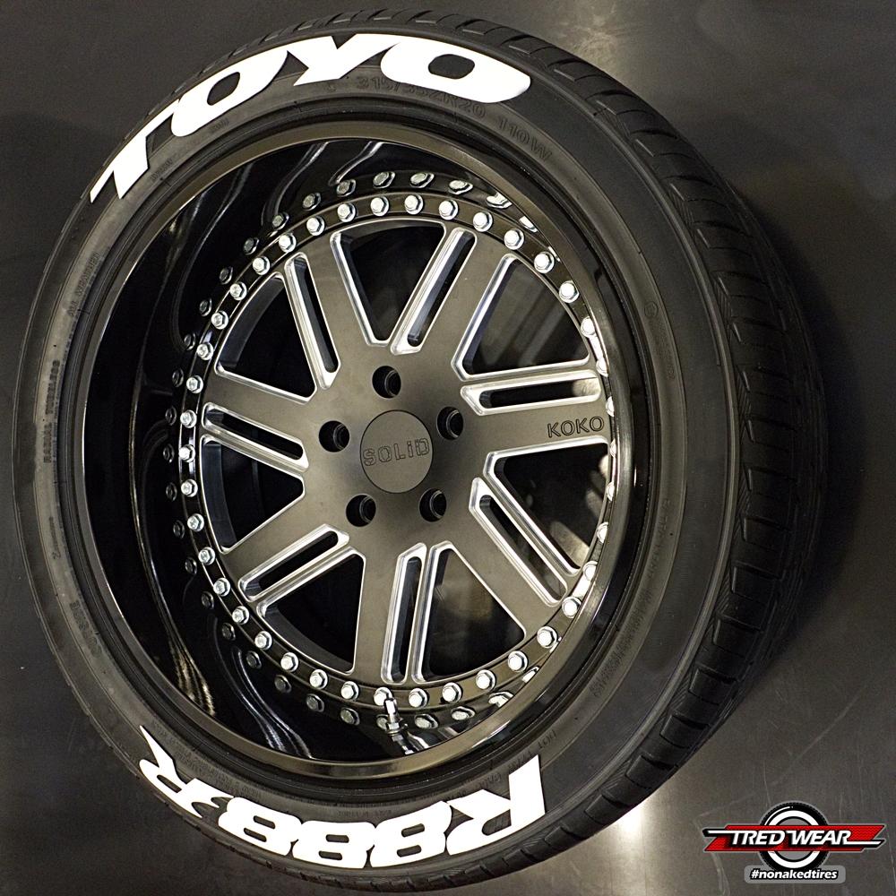 Branded Tire Kits